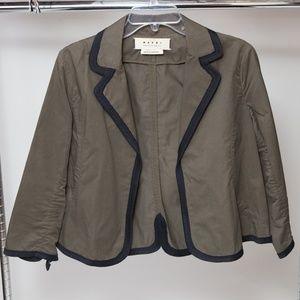 Marni Blazer Jacket size IT 42/US6
